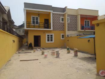Magnificent 4 Bedroom Duplex, Large Compound, New and Spacious, Ikota, Ikota, Lekki, Lagos, Semi-detached Duplex for Rent