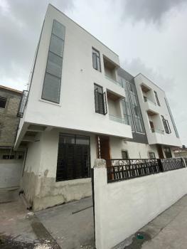 Brand New 4 Bedrooms Semi Detached Duplex with B.q, Lekki Phase 1, Lekki, Lagos, Semi-detached Duplex for Sale