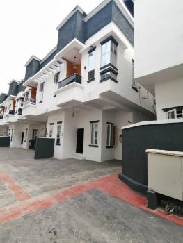 New 4 Bedroom Semi Detached Duplex with Bq, Ikota, Lekki, Lagos, Semi-detached Duplex for Sale