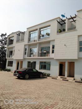 Luxury 4 Bedroom Terrace Duplex with a Room Bq, Ikeja Gra, Ikeja, Lagos, Terraced Duplex for Sale