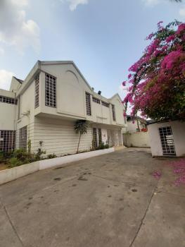 6 Bedroom Semi-detached Duplex with Bq, Victoria Island (vi), Lagos, Semi-detached Duplex for Rent