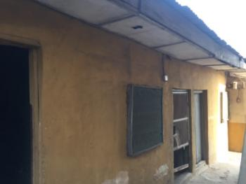 Room and Parlour Only, Off Ajayi Road, Ogba, Ikeja, Lagos, Self Contained (single Rooms) for Rent