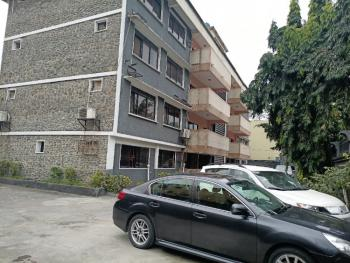 Massive Block of Eight Flats with Sizeable Empty Land, Akin Olugbade Street, Victoria Island (vi), Lagos, Block of Flats for Sale
