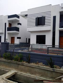 Newly Built Luxury 4 Bedrooms Fully Detached Duplex, Lekky County Estate, Close to Chevron Tollgate, Ikota, Lekki, Lagos, Detached Duplex for Sale