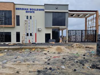 Plots of Land with Instalment Payment Plan, Meridian Boulevard Estate, Okun-ajah, Ajah, Lagos, Residential Land for Sale