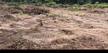 Plots of Land, Max Height Ota, Baba Teacher Village, Along Atan Sokoto Road, Ado-odo/ota, Ogun, Residential Land for Sale