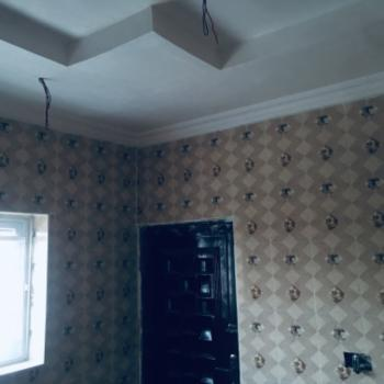 Newly Built 2bed Downstairs Flat with Pop and Tiles, Maplewood Estate, New Oko-oba, Agege, Lagos, Flat for Rent