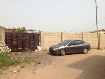 a Full Leveled Dry Land Already Fenced & Gated, Very Close to The Road, Ibeshe, Ikorodu, Lagos, Residential Land for Sale