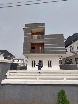 Luxurious 5 Bedrooms All Ensuite with Bq, Cinema, Swimming Pool, Megamound, Ikota, Lekki, Lagos, Detached Duplex for Sale