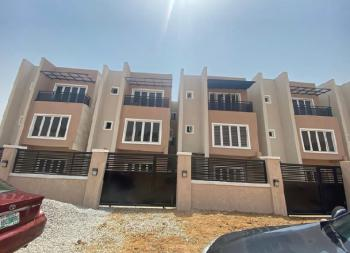 Newly Built 4 Bedrooms Terraced Duplex, Utako, Abuja, Terraced Duplex for Sale