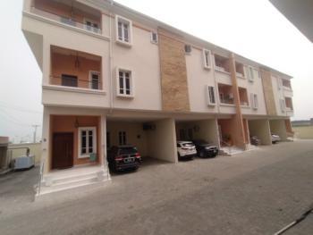 Newly Built 4 Bedrooms Terraced Duplex & Bq, Ikate, Lekki, Lagos, Terraced Duplex for Rent
