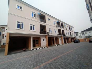 Newly Built 4 Bedrooms Terraced Duplex & Bq, Ikate, Ikate, Lekki, Lagos, Terraced Duplex for Rent