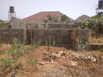 an Estate Plot with Dpc, Behind Suncity Estate, Dakwo, Abuja, Residential Land for Sale