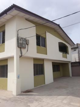 Fully Renovated Block of 4 Flats of 3 Bedrooms with C of O, Century, Ago Palace, Isolo, Lagos, Block of Flats for Sale