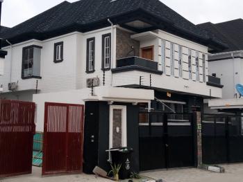 4 Bedroom Semi Detached Duplex with a Bq, Chevron Drive, Lekki, Lagos, Semi-detached Duplex for Sale
