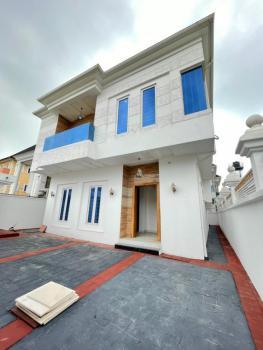 4 Bedrooms Luxury Fully Detached Duplex with Bq., Lekki Phase 1, Lekki, Lagos, Flat for Rent