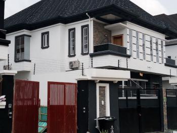 4 Bed Semi Detached Duplex with Bq, Chevron Drive, Lekki, Lagos, Semi-detached Duplex for Sale