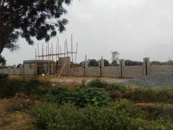 Fenced Estate Land in a  Built Up Area, in Between Edidot College and Corona Intl School, Abijo, Lekki, Lagos, Residential Land for Sale