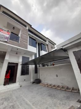 4 Bedroom Semi Detached with a Bq, Chevron, Lekki, Lagos, Semi-detached Duplex for Sale