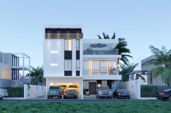 Off Plan Exquisitely Finished 3 Bedroom Flat with a Room Bq, Ramat, Gra, Ogudu, Lagos, Flat / Apartment for Sale