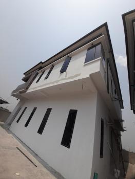 Spacious 5 Bedroom Fully Detached Duplex with a Bq, Chevron, Lekki Phase 2, Lekki, Lagos, Detached Duplex for Sale