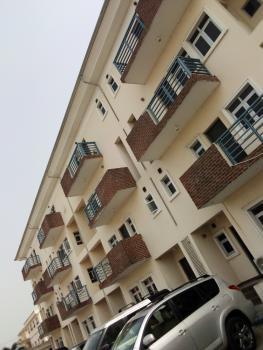3 Bedroom Serviced Terrace, Igbo Efon, Lekki, Lagos, Terraced Duplex for Rent