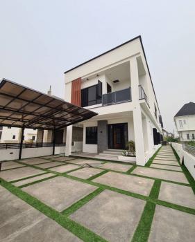 This Brand New Exquisitely Built 5 Bedrooms Fully Detached Duplex, Lekki County Estate, Ikota, Lekki, Lagos, Detached Duplex for Sale