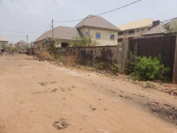 Strategically Positioned Fenced & Gated 2 Plots of Land, One Day Street, Before Precious Bus-stop, Enugu, Enugu, Mixed-use Land for Sale