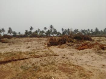 Beachfront Land Facing The Road, Eleko, Ibeju Lekki, Lagos, Commercial Land for Sale