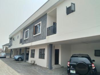 Brand New Serviced 3-bedroom Terrace House with Bq, Lafiaji, Lekki, Lagos, Terraced Duplex for Rent