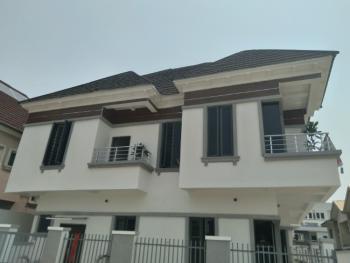 Brand New 4 Bedrooms Fully Detached House, Off Conservation Road, Lafiaji, Lekki, Lagos, Detached Duplex for Sale