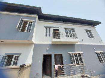 Newly Built 3 Bedroom Ensuite Flat in an Estate, Close to Dominion Pizza, Ologolo, Lekki, Lagos, Flat for Rent