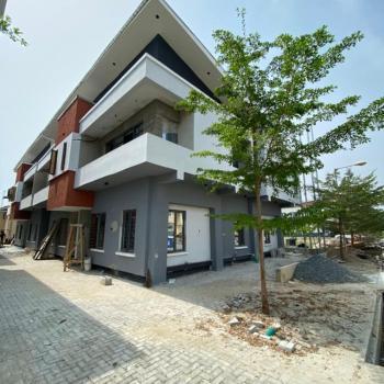 Luxury 4 Bedroom with Bq, Chevron Tollgate, Lekki Phase 1, Lekki, Lagos, Semi-detached Duplex for Sale