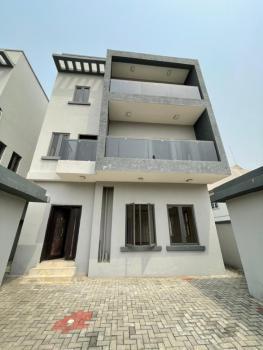 Fully Detached Duplex in a Secured Estate, Lekki Phase 1, Lekki, Lagos, Detached Duplex for Sale