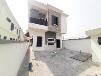 4bedroom Detached House with a Room Bq Inside Chevyview  Estate Lekki, Chevyview  Estate Off Chevron  Drive Lekki, Lekki Phase 2, Lekki, Lagos, Detached Duplex for Sale