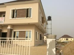 New 5 Bedroom Detached House With Bq, Osapa, Lekki, Lagos, 5 bedroom, 6 toilets, 5 baths Detached Duplex for Sale