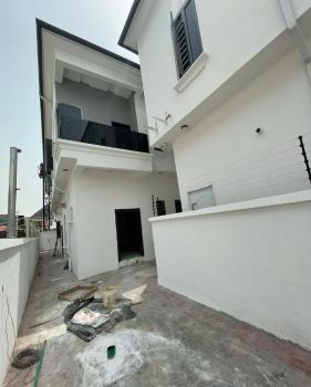Newly Built 4 Bedroom Fully Detached House with a Bq;, Chevron, Lekki, Lagos, Detached Duplex for Sale