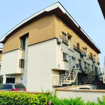 4 Bedrooms Townhouse with 2 Bedrooms Bq. All Rooms Ensuite, Alpha Mutual Courts Estate, Iponri, Surulere, Lagos, House for Sale