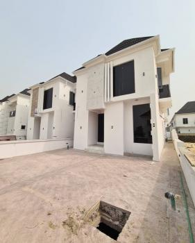 a Brand New Exquisitely Designed  4 Bedrooms Detached Duplex with Bq, Lekki, Lagos, Detached Duplex for Sale