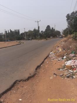 Commercial Land Measuring 4,100sm, Off Samonda Road, Samonda, Ibadan, Oyo, Commercial Land for Sale