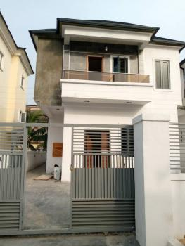 4 Bedroom Fully Detached House with Bq, Off Unity Road, Osapa, Lekki, Lagos, Detached Duplex for Sale