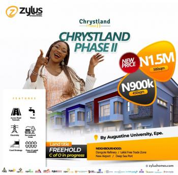 Dry Land Within a Secured Estate, By Augustine University, Epe, Lagos, Residential Land for Sale