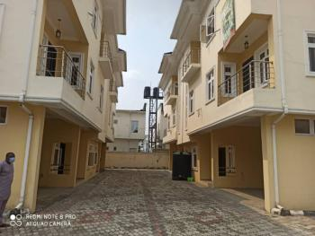 Four Bedroom Semi-detached Duplex, Osapa, Lekki, Lagos, Semi-detached Duplex for Rent