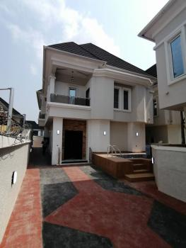Lovely 4 Bedroom Detached Duplex with Pool, Ajah, Lagos, Detached Duplex for Sale