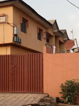 2 Flats of 3 Bedrooms Plus 2 Flats of 2 Bedrooms, Obawole, Ogba, Ikeja, Lagos, Block of Flats for Sale