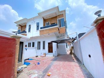 New House Large Compound 4 Bedroom Semi Detached with Bq, Ikota, Ikota, Lekki, Lagos, Semi-detached Duplex for Sale