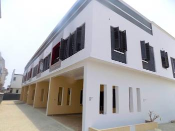 New House in a  Gated Estate. 6units of 4 Bedrooms Terraced 24hr Power, Ikota, Ikota, Lekki, Lagos, Terraced Duplex for Sale