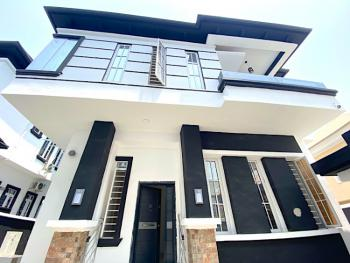 New House, Large Compound, 5 Bedrooms Fully Detached Duplex with Bq, Ikota, Lekki, Lagos, Detached Duplex for Sale