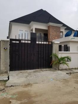 Luxury 4 Bedrooms Semi Detached Duplex with Bq, Sangotedo, Ajah, Lagos, Detached Duplex for Sale