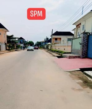 1 & Half Plot of Land, Ezimgbu Crescent,  Presidential Housing Estates, Federal Secretariat, Port Harcourt, Rivers, Residential Land for Sale